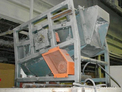 Used-USED: Rotomill Model 500-5 300 HP Pulverizing Rotor.  Includes RotorMill, model 4500-5, mfg 11/2004. 250 hp, 1784 rpm, ...