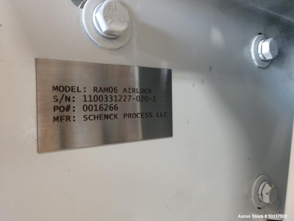 """Used- Schenck 8"""" Jet Mill / Pulverizer"""