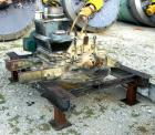 Used- Mikro Pulverizer, Model 3TH, Carbon Steel. 14