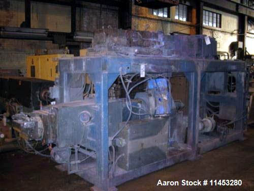 Used- Farrel Continuous Mixer/Extruder, Model CP45.