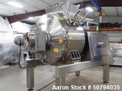 Used- Advanced Food Systems 2000 lb High Speed Batch Mixer