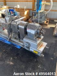 "Used- Teledyne Readco 6"" Continuous Processor, Model P"