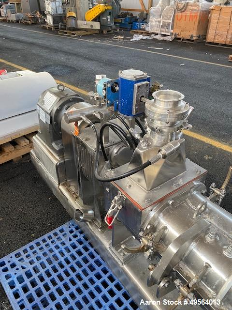 """Used- Teledyne Readco 6"""" Continuous Processor, Model P"""