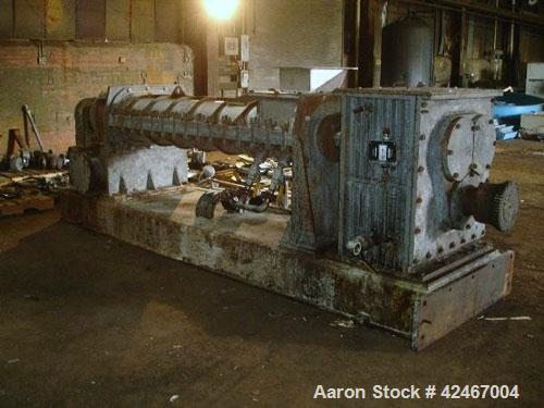 Used- Teledyne Readco Continuous Compounder Processor