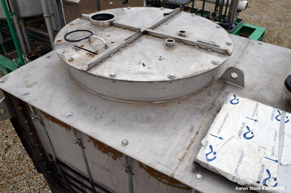 Used- Custom Built Continuous Mixer