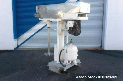 Used Hockmeyer Stainless Steel Disperser