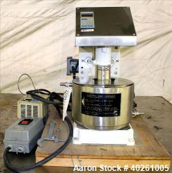 Used- Stainless Steel Kady International Top Entering Rotor-Stator High Speed Di
