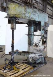 Used- Schold Dual Drive Co-Axial Disperser, Model VHLS