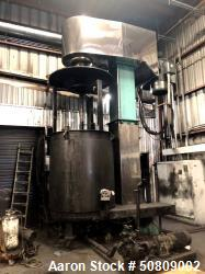 Used- Schold Machine Coaxial Top Seal Disperser Mixer