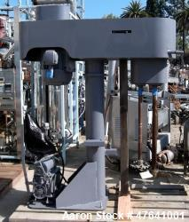 Used- Disperser Twin Shaft Mixer