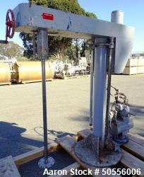 Used- Dispersion Mixer.