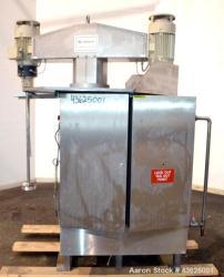 Used- Van Wyk Systems Duplo Homo Mixer