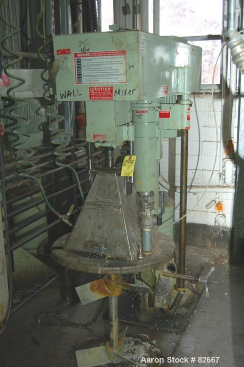 Used- Meyers Post Mixer, Model 775A-7.5-2669