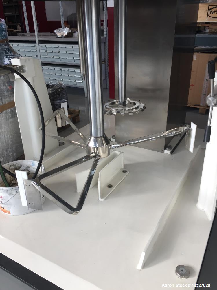 Unused- Molteni Vacuum Butterfly Disperser, Model EBD-1200SV