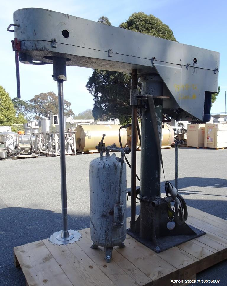 Used- Mooney Dispersion Mixer