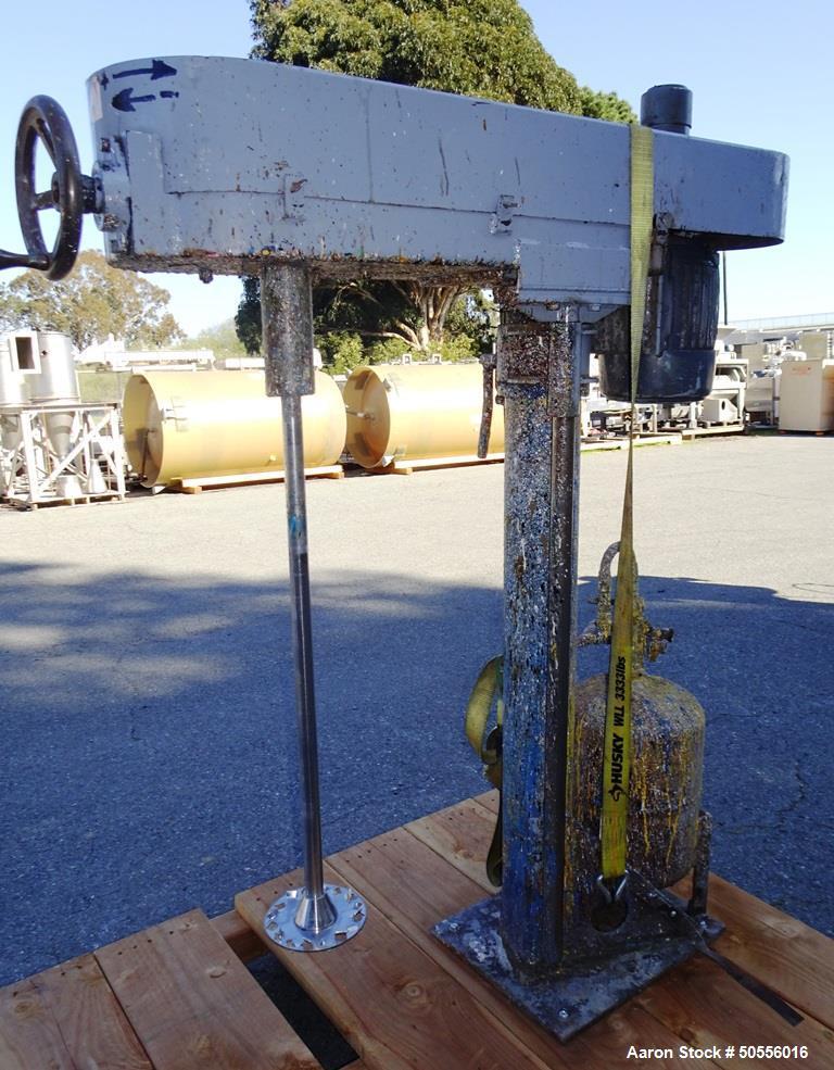 Used- Mooney Dispersion Mixer