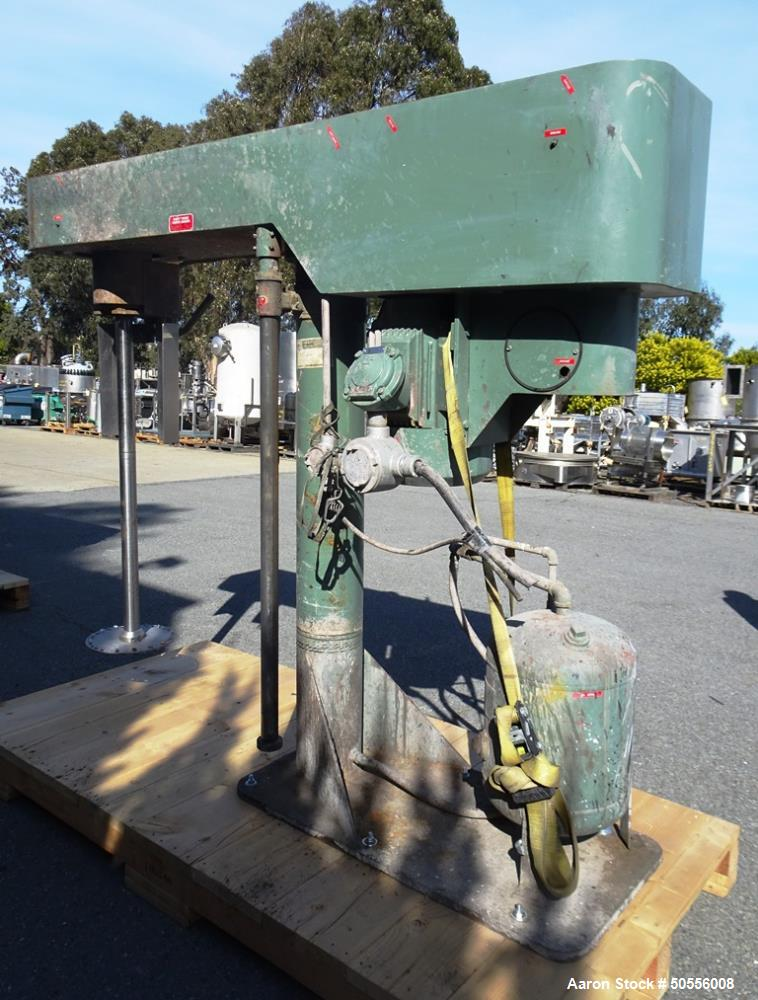 Used- Myers Dispersion Mixer, Model 800A.