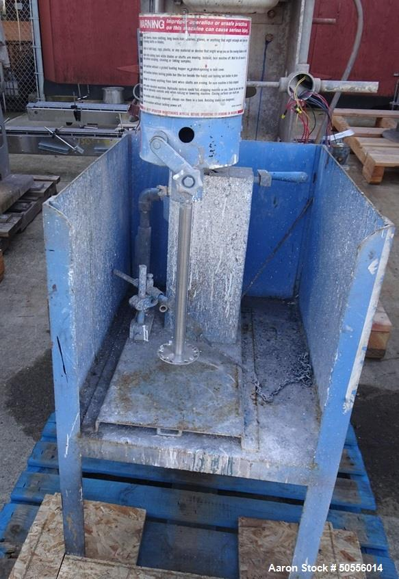 Used- Myers Dispersion Mixer, Model LB 775-2.