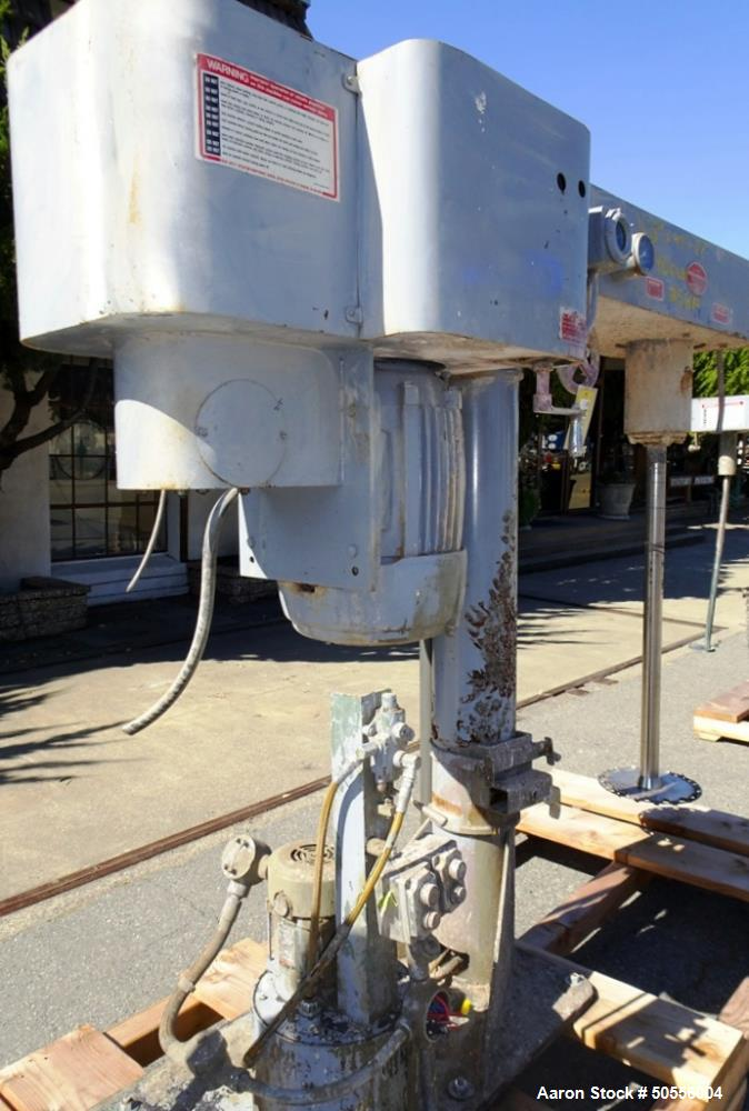 Used- Myers Dispersion Mixer.