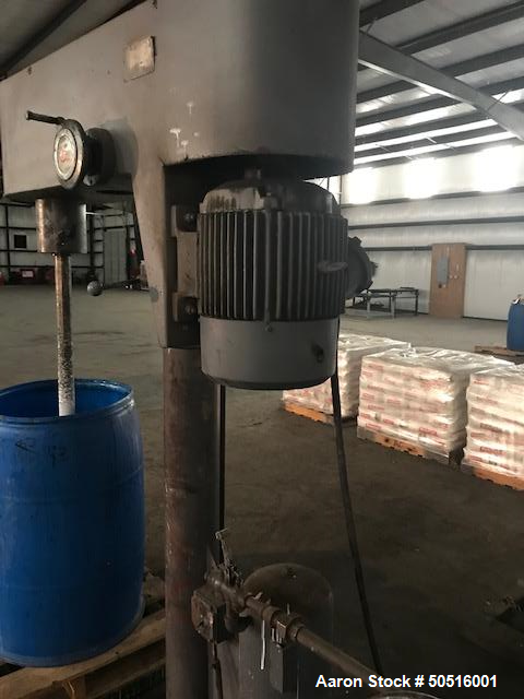 Used- Schold High Speed Disperser