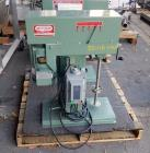 Used- Myers Dispersion Mixer, Model LB775-1.