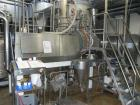 Used-Stephan TC 400 Universal Mixer/Cooker, stainless steel construction, drum size 105 gallons (400 liters), batch size 34-...