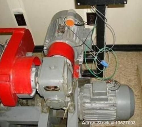 Unused-Used: Frigmaires Engineers double arm Mixtruder.. Model SK6. Approx. 6 qt. working capacity. Bowl measures approx. 8....