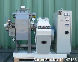 Used- AMK Mixer/Extruder, Model VIU20