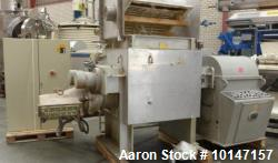 Used- AMK Mixer/Extruder, Model VIU450.