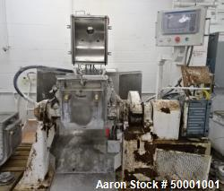 Used- Paul O. Abbe Double Arm Mixer, Model SBM-10, 304 Stainless Steel. (10) Gallon operating capacity (20 total). Internal ...