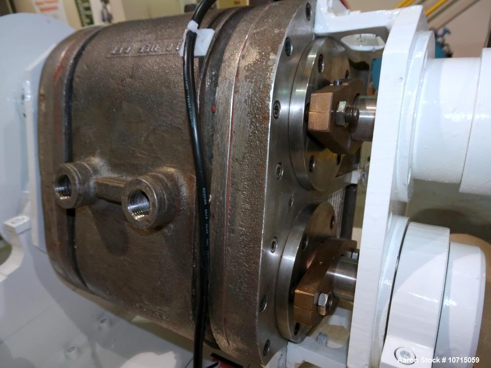 Unused- Aaron Process 1 Gallon Model LNG-1 Lab Sigma Blade Mixer.
