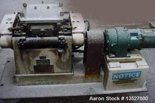 Used- Baker Perkins Guittard 2.25 gallon working capacity