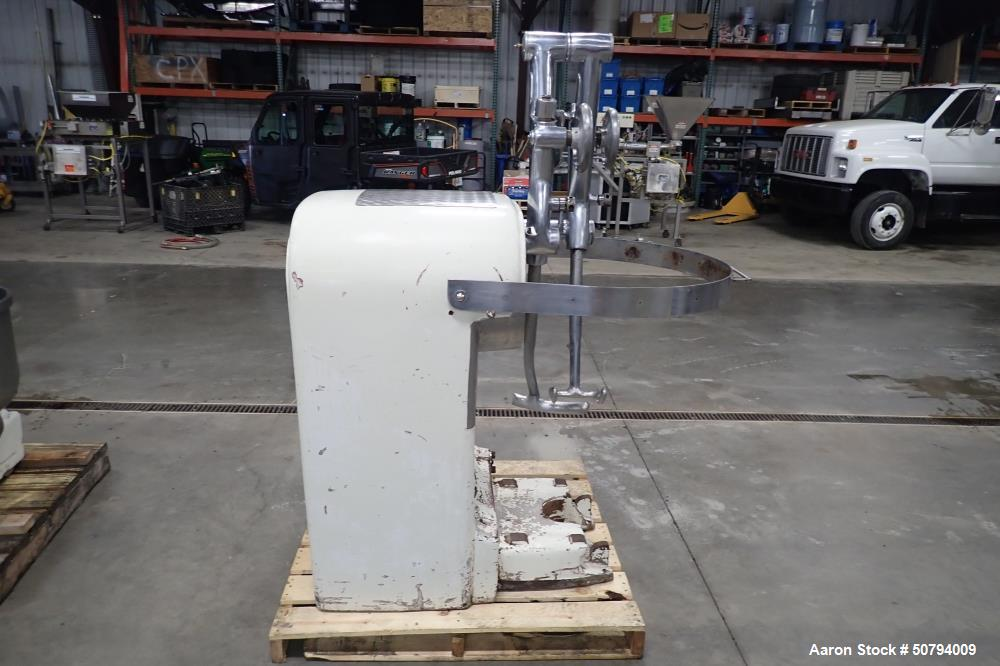Used- Colborne DM360 Double Arm Mixer with Stainless Steel Bowl