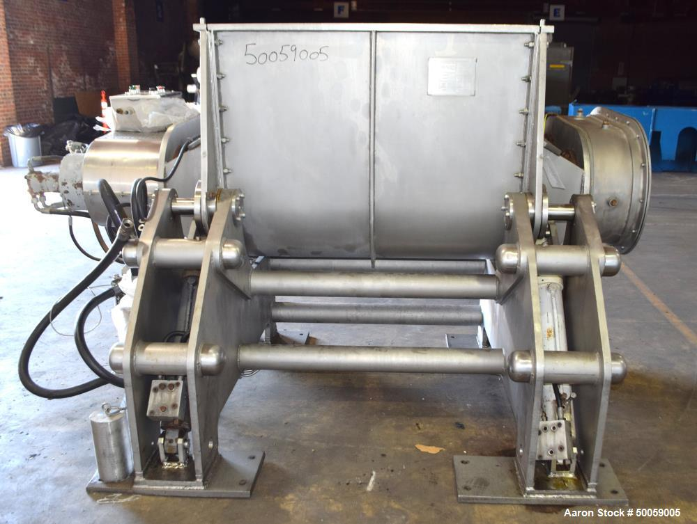 Used- Howard Double Arm Mixer.