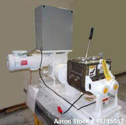 Unused- Aaron Process Model LNG-1, 1 Gallon Lab Sigma Blade Mixer.