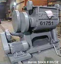 USED- (Reconditioned) Baker Perkins Model #15 Double Arm Sigma Blade Mixer