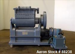Used/Reconditioned- Baker Perkins Double Arm Sigma Blade Mixer, 100 Gallon Capac