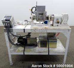 Used- Paul O. Abbe Benchtop Double Arm Mixer, Model SBM-0.5