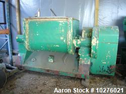 Used- Strommen Double Arm Mixer, Type Universal Mixer