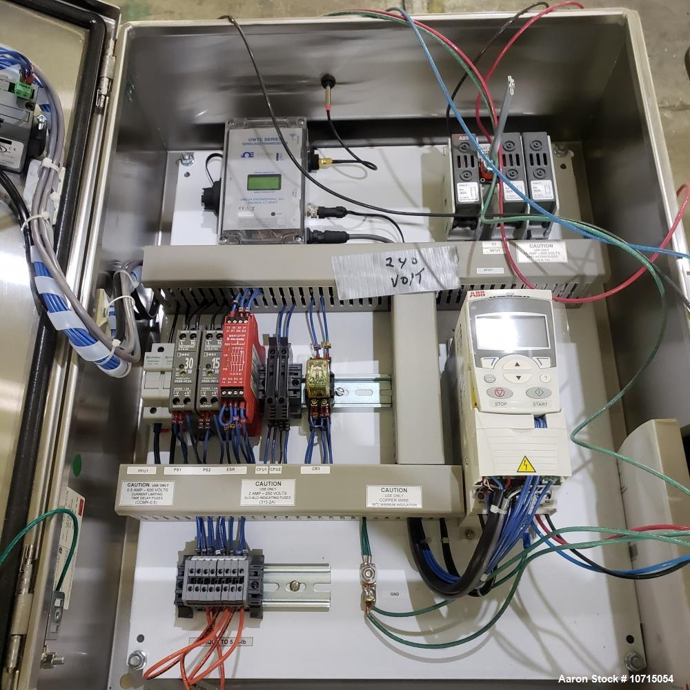 Used- Lab Double Arm Sigma Blade Mixer