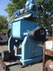 Used: Beken 250 gallon working stainless steel double arm mixer. 300 gallon total capacity