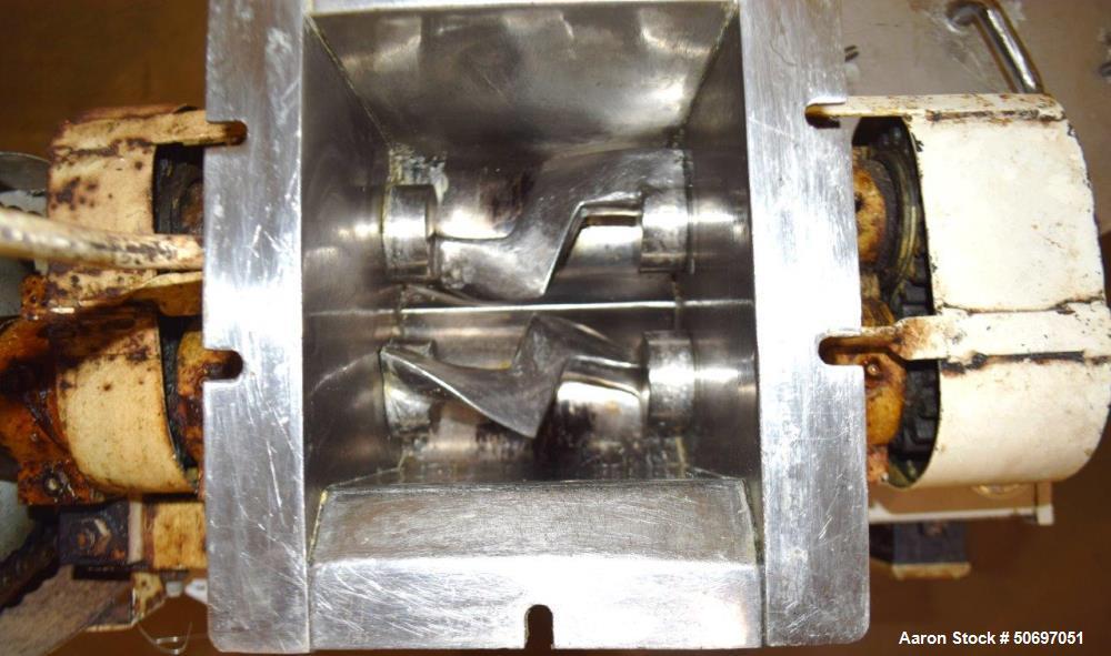 Used- Yamada Kouki Laboratory Double Arm Mixer