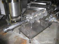 Used- Stainless Steel Patterson Kelley 60 Cubic Foot Liquid Solids Intensifier Bar