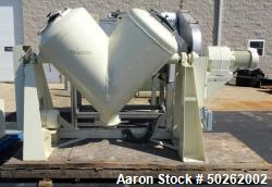 Used- Patterson Kelley Twin Shell Liquid-Solids Blender
