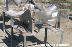 Used- Patterson-Kelley Twin Shell Dry Blender