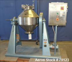Unused- Paul O Abbe Rota Cone Blender, Model RCB-24, 2.4 Cubic Foot Working Capa