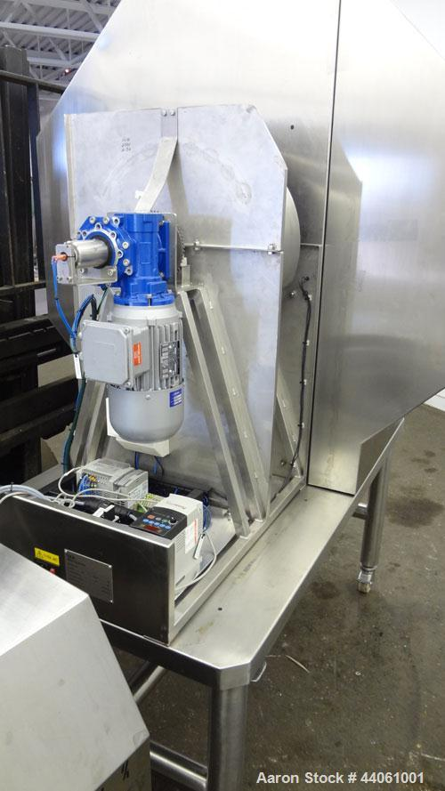 Used- GEA IBC Buck Systems Blending and Containment Mixer, Model SP15