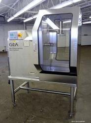 Used- Stainless Steel GEA IBC Buck Systems Blending and Containment Mixer, Model
