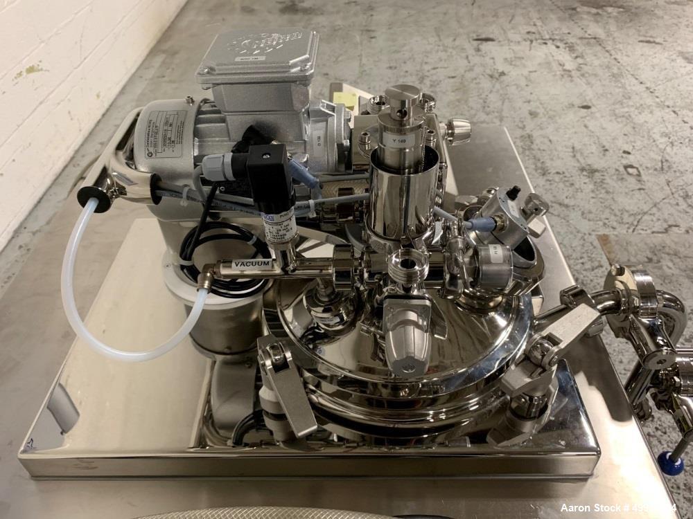 Used- Becomix RW 2.5 Laboratory Homogenizing Mixer