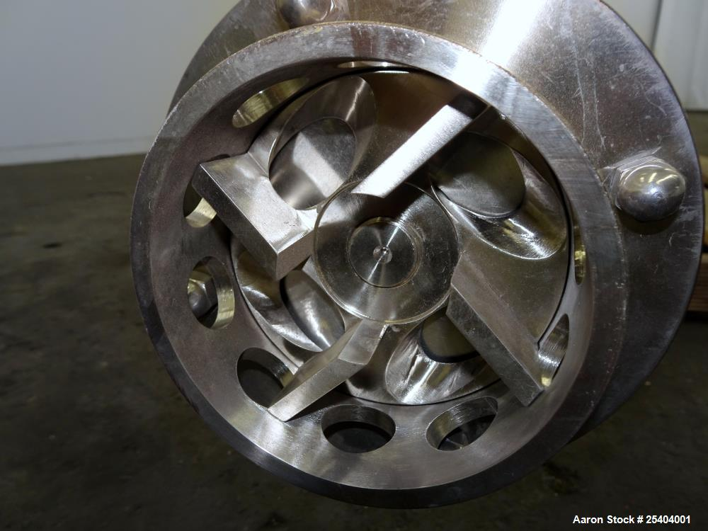 Used- Ross Batch Mixer Emulsifier, Model ME-510, Stainless Steel.